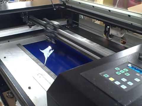 "Vytek FX 25 watt Large bed 36"" x 24"" Laser engraving machine"
