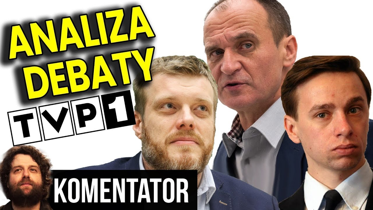 Czego Nie Zauważyłeś w TVP - Analiza Debaty Wyborczej 2019 Europarlament Komentator Bosak PIS 447