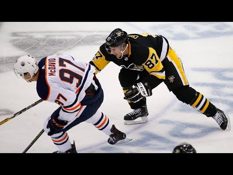 Crosby not ready to hand torch to McDavid yet