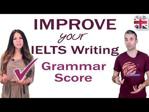 IELTS Writing - Improve Your Grammar Score