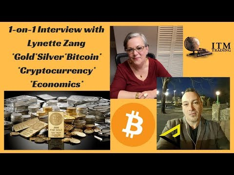 Lynette Zang Of ITM Trading Talks Gold & Silver, Bitcoin & Crypto, & Economics!