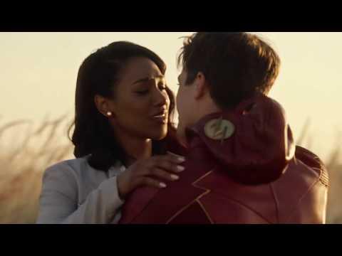 The Flash Season 4 Episode 1 (The Flash Reborn) in English