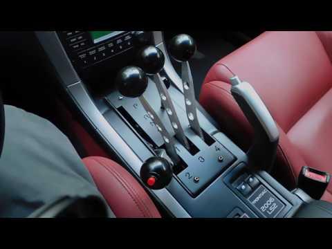 2006 GTO with Kilduff Shifter