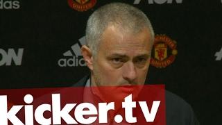 Blitz-PK: Mourinho bemängelt Klopp-Bonus - kicker.tv