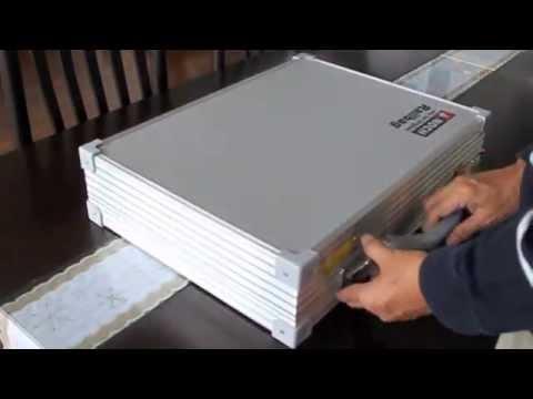 Briefcase Layout