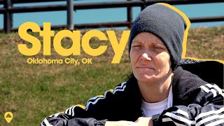 Complexities of Drug Use and Mental Illness on the Streets of OKC - Stacy, the Spiritual