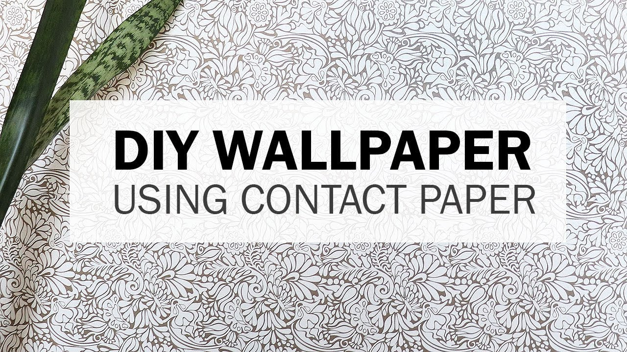 How To Apply Wallpaper Using Contact