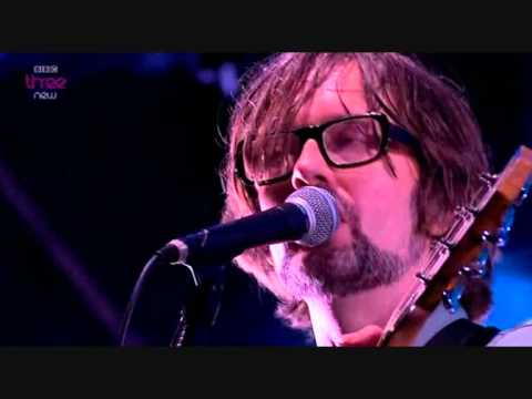 Pulp - Babies Live Reading festival 2011. Pro shot
