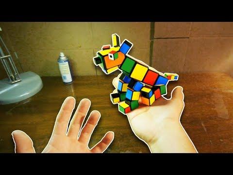 Solving a Rubik's Cube