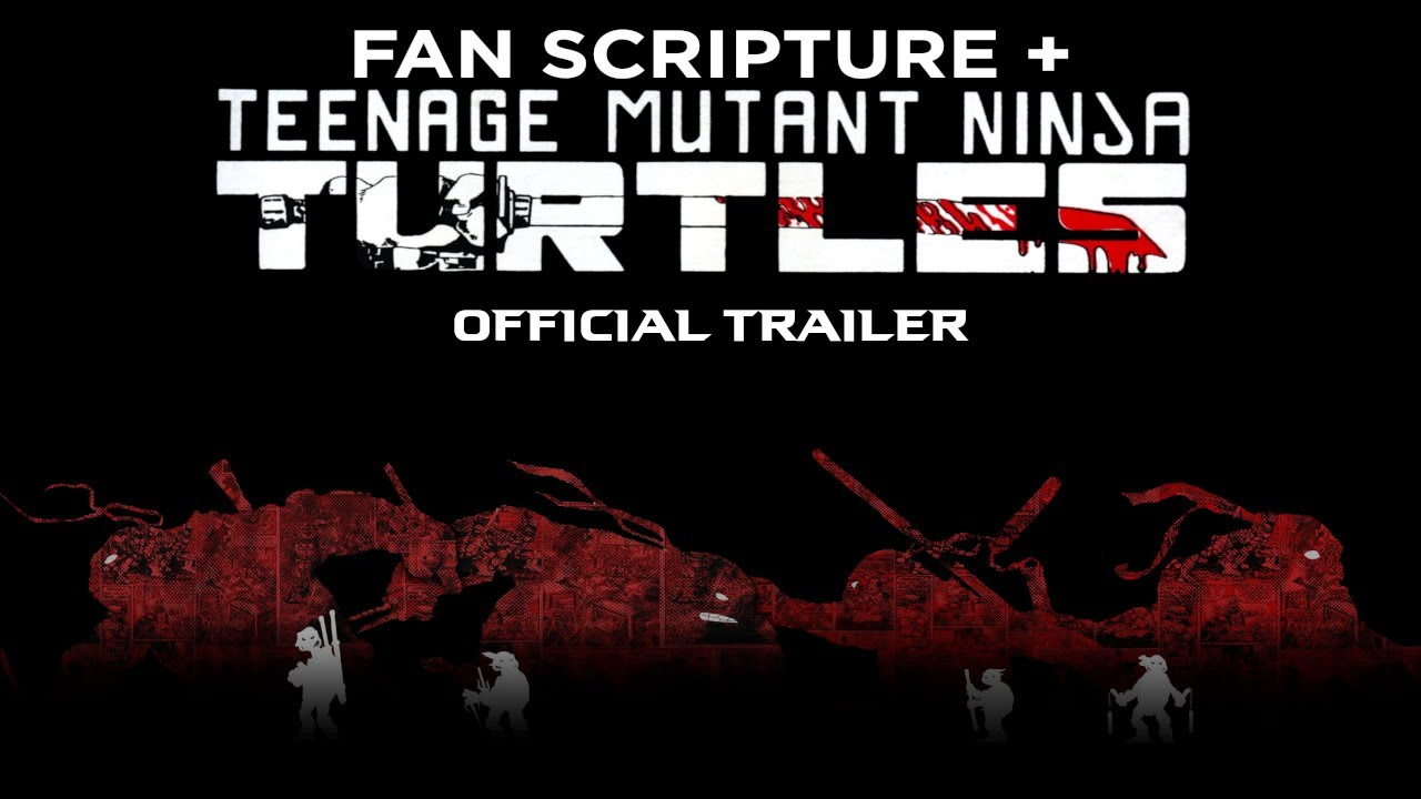 Fan Scripture's Teenage Mutant Ninja Turtles | Official Trailer (Script)