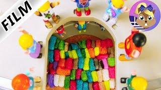 Playmobil ταινία: Το τουρνουά του εμπορικού κέντρου. Θα είναι ο Αλέξανδρος και πάλι νικητής;