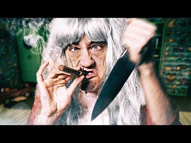 Horror-Omi Blood | Granny Simulator