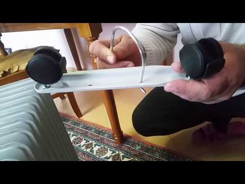 Unboxing And Mounting Oil Filled Radiator Ocean
