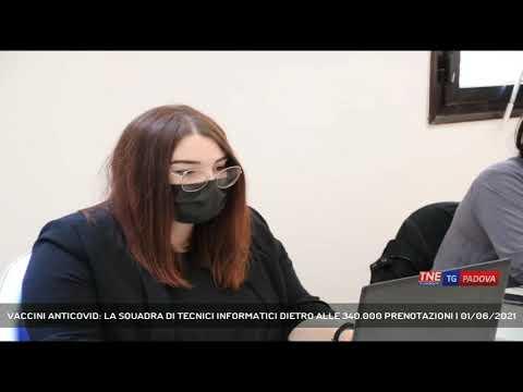 VACCINI ANTICOVID: LA SQUADRA DI TECNICI INFORMATICI DIETRO ALLE 340.000 PRENOTAZIONI   01/06/2021