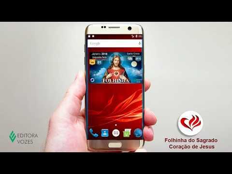 Folhinha of the Sacred Heart of Jesus