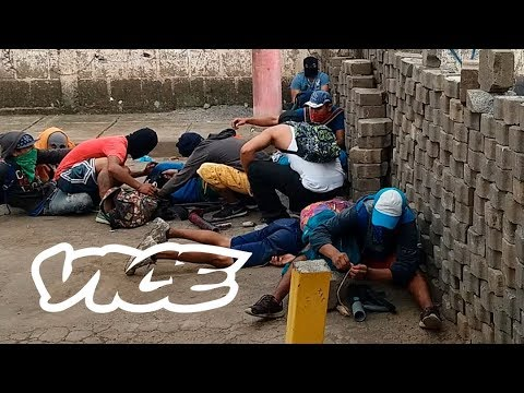 Crisis política en Nicaragua