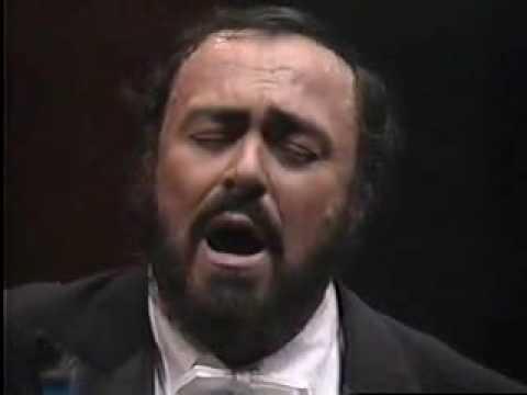 Pavarotti- Tosti- Marechiare