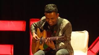 The rhythm of music | Rhythm Shaw | TEDxKIITUniversity