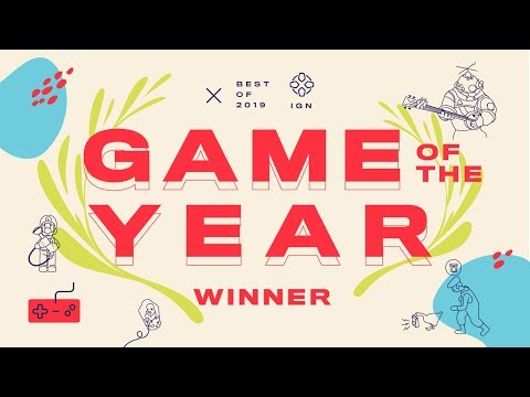 IGN's Game Of The Year 2019