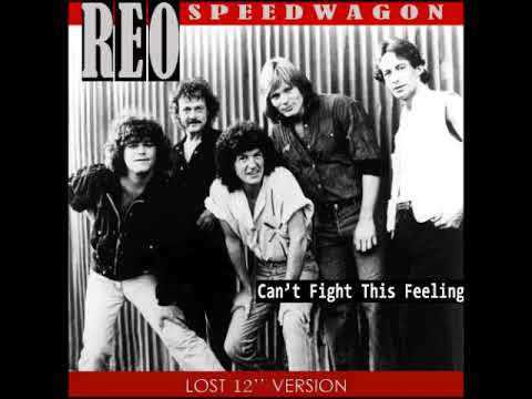 Reo Speedwagon   Can't Fight This Feeling (Lost 12'' Version)
