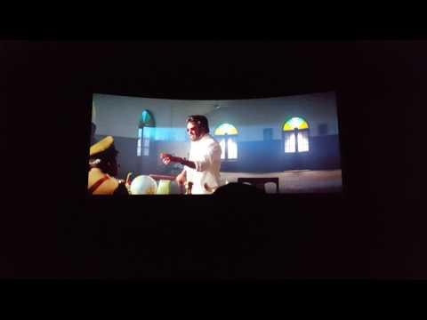 Baasha  re-release @ sathyam cinemas..🕴😎