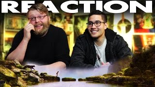 The Jungle Book Big Game Trailer REACTION!!