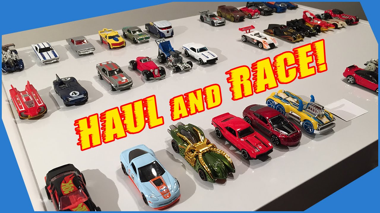 fastest hot wheels haul and race fastest car tournament. Black Bedroom Furniture Sets. Home Design Ideas