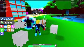 IM DER BES BEI SLAYING SIMULATOR! || ROBLOX