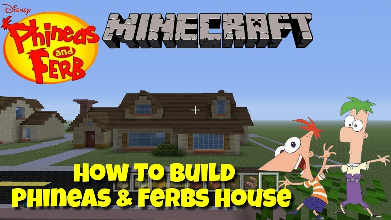 how to build the loud house in minecraft