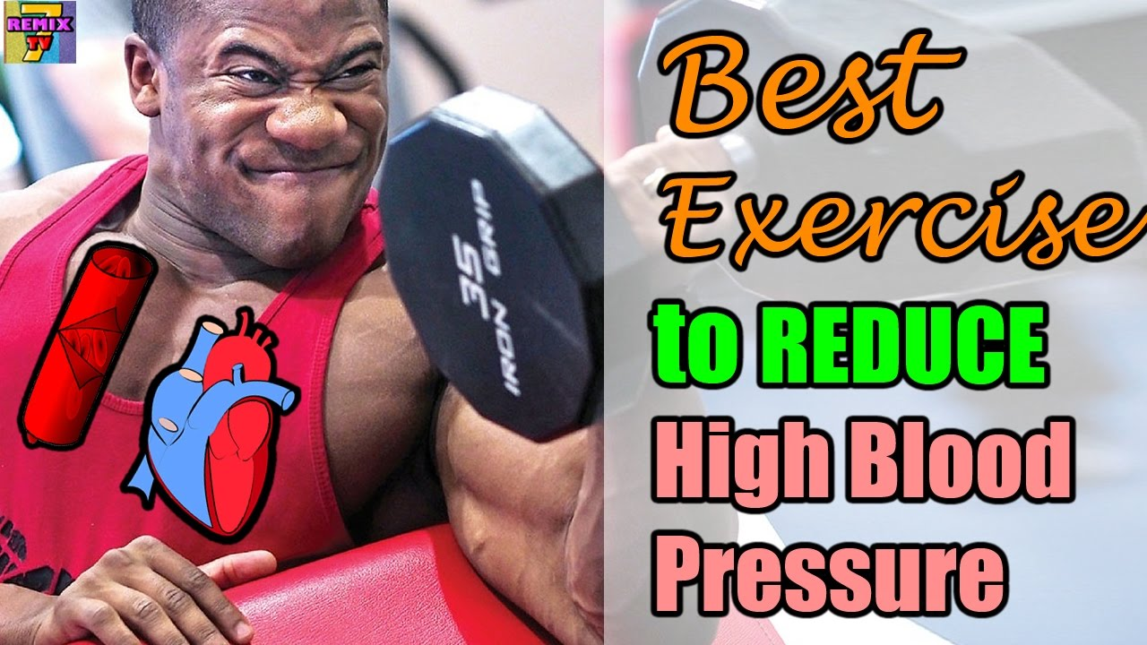 How to reduce the high blood pressure