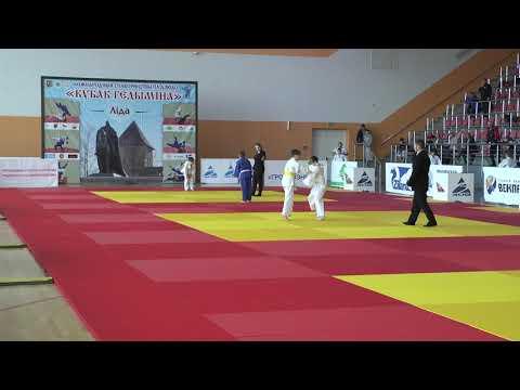 В выходные Лида принимала участников Республиканского турнира по дзюдо «Кубок Гедимина»