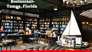 Oxford Exchange Restaurant - Tampa, Florida - Review