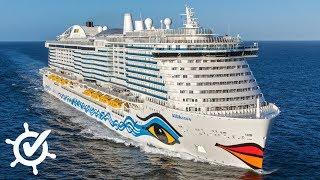 AIDAnova Kompakt-Rundgang ✅ Der Schiffsrundgang mit Schiffstester Matthias Morr