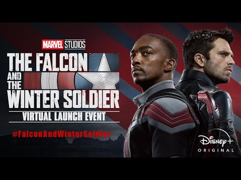 Virtual Launch Event | Marvel Studios' The Falcon and The Winter Soldier | Disney+