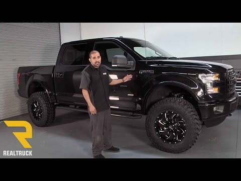 "How to Install BDS 6"" Suspension Lift Install on a 2015 Ford F-150 at RealTruck.com"
