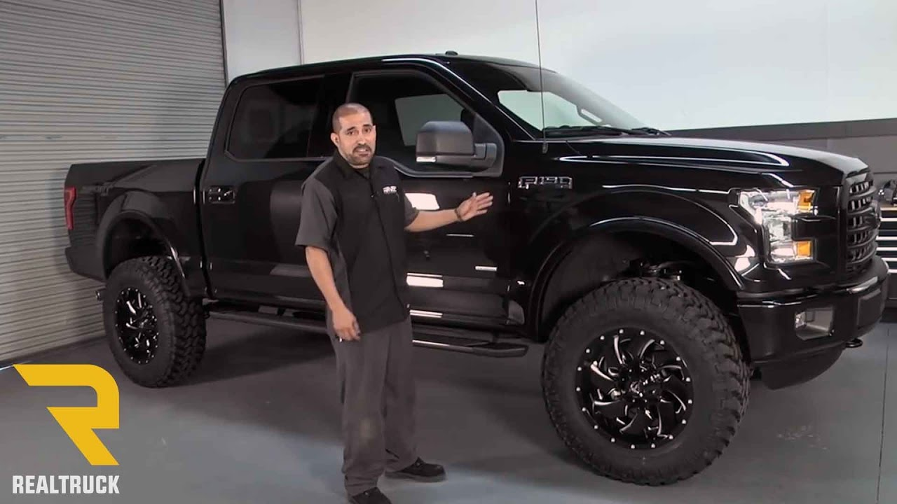 """How to Install BDS 6"""" Suspension Lift Install on a 2015 ..."""