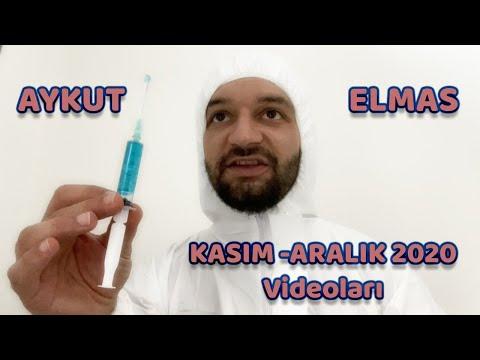 Aykut Elmas / Kasım-Aralık 2020 Videoları