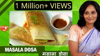 How To Make Masala Dosa By Preetha | Dakshin Curry