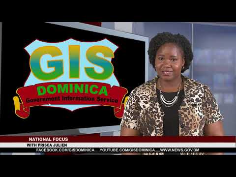 GIS Dominica National Focus for August 31, 2018