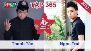 LỮ KHÁCH 24h | Tập 365 FULL | Ngọc Trai - Thanh Tân tìm về bến tre đi vác dừa | 260317