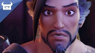 OVERWATCH HANZO RAP SONG | Dan Bull (I