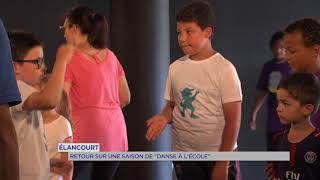 Elancourt : retour sur une saison de 'Danse à l'école'