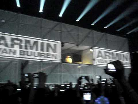 Godskitchen Urban Wave 2009 with Armin Van Buuren (Kiev, Ukraine 14 Fabruary 2009)
