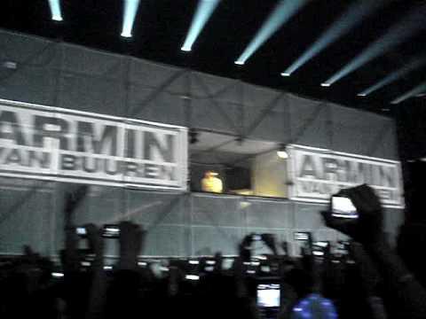 Godskitchen Urban Wave 2009 with Armin Van Buuren (Kiev, Ukraine 14 Fabruary 2009)