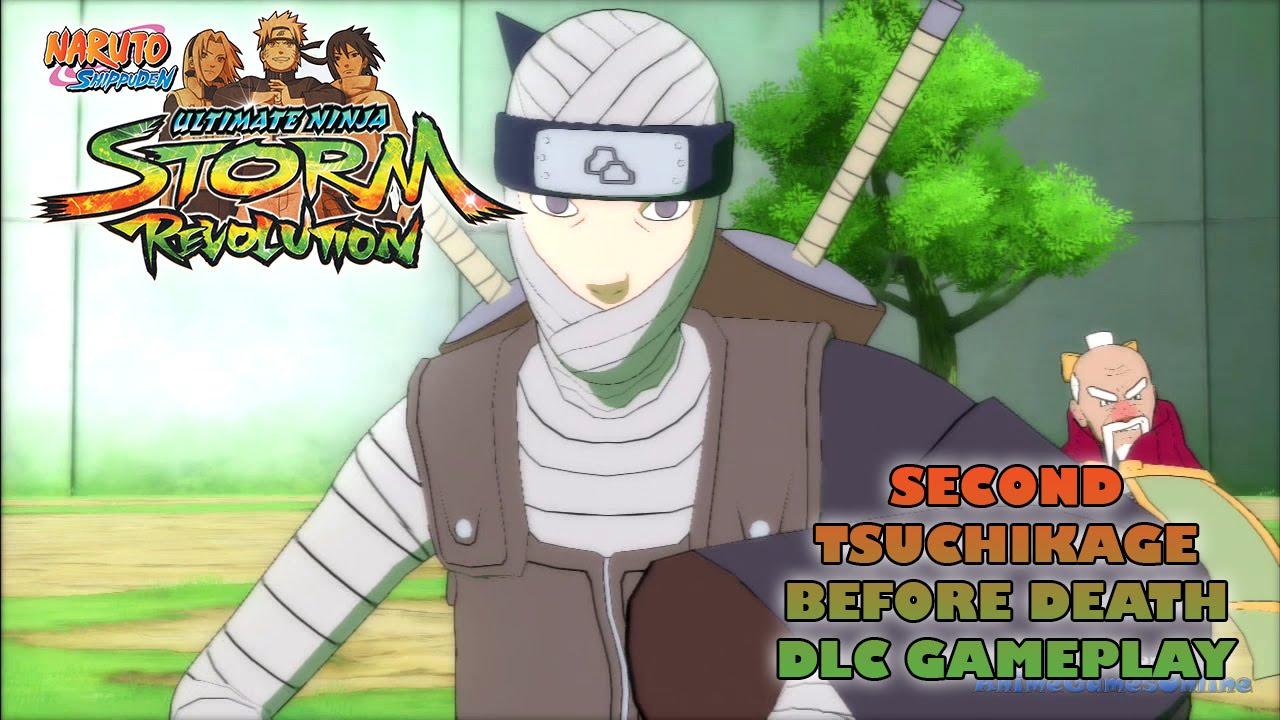 Before Death Second Tsuchikage DLC Gameplay - Naruto ...