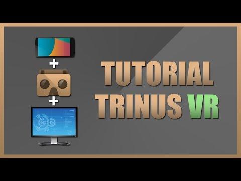 GIOCARE GIOCHI PER PC CON GOOGLE CARDBOARD   Trinus VR