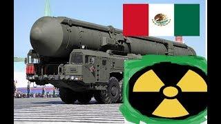 ¿Por qué México NO tiene armas nucleares?
