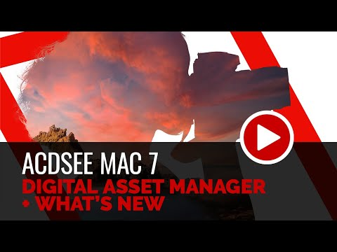 ACDSee Mac 7 - Digital Asset Manager + What's New