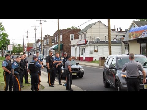 Paulsboro Police Lose Control - Emergency Help Needed VLOG #9