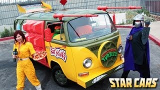 STAR CARS- Teenage Mutant Ninja Turtle Van (Ep. 1)